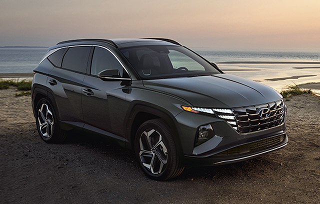 Learn more about this 2022 Tucson