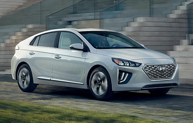 Learn more about this 2021 Ioniq Hybrid