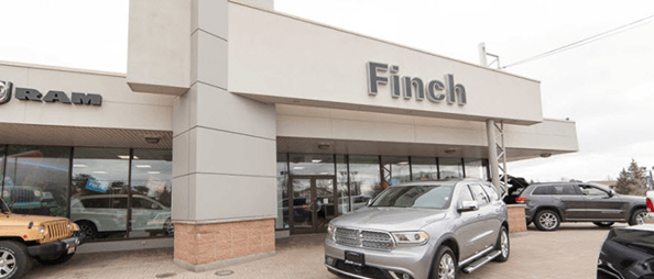 Finch Chrysler Dealership