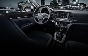 The all-new 2017 Hyundai Elantra in London at Finch Hyundai
