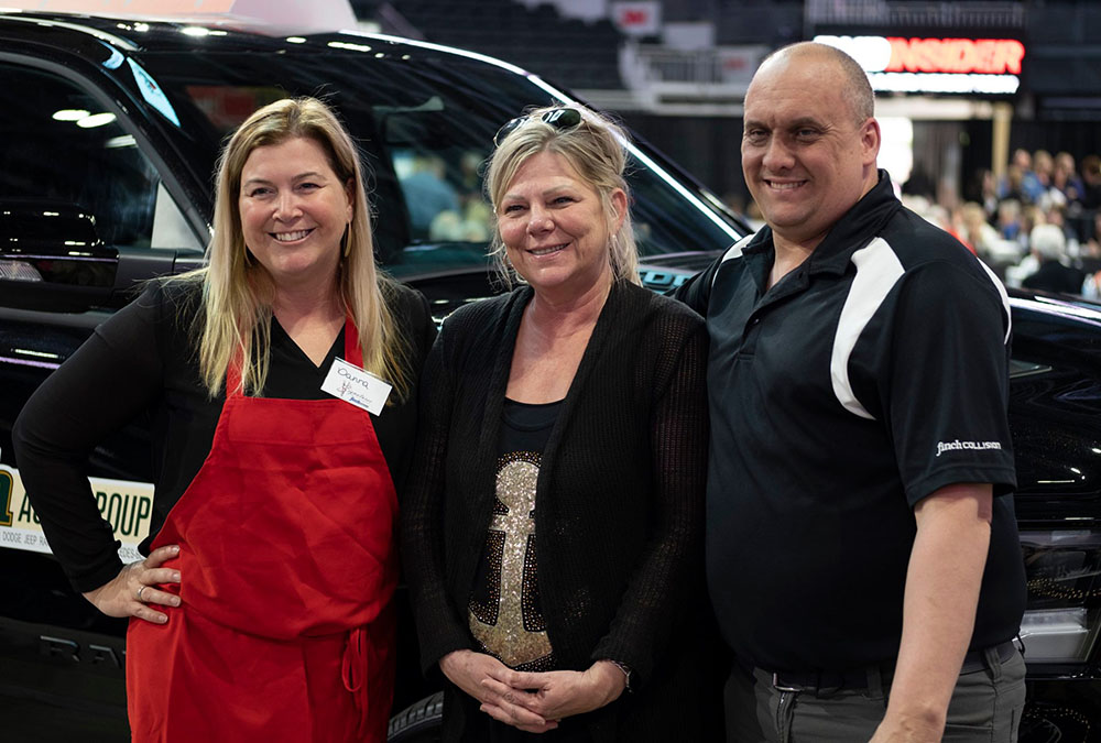 Finch Auto Group sponsors Signatures lunch 2019