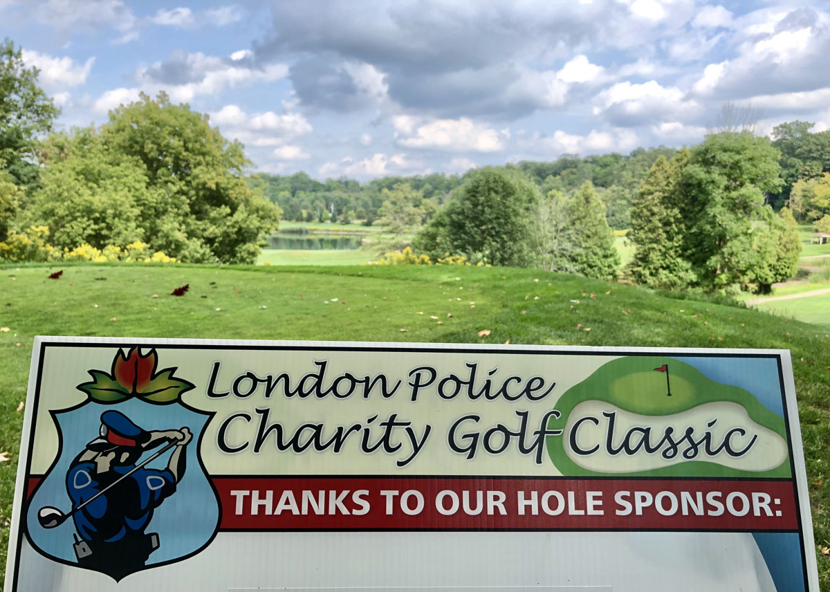 London Police Services Charity Golf Tournament 2019