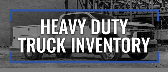 Heavy Duty Truck Inventory