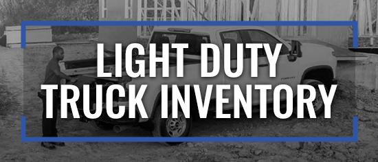 Light Duty Truck Inventory