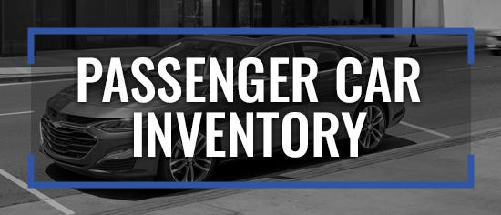 Passenger Car Inventory