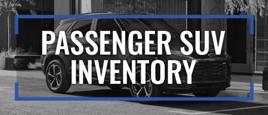 SUV Inventory